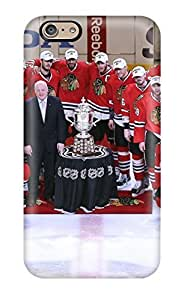 Iphone 6 Case, Premium Protective Case With Awesome Look - Chicago Blackhawks (3)