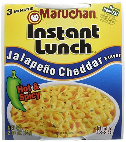 Maruchan Instant Jalapeno 2 25 Ounce Packages product image