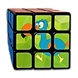 ColorSee Cute Dodo Bird Rubik's Cube 3x3 Brain Training Game Magic Cube For Kids Or Adults With New Vivid Color