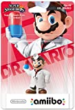 Dr. Mario amiibo - Europe/Australia Import (Super Smash Bros Series)