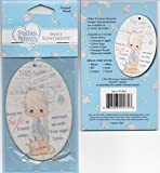 Precious Moments Set of 6 Different Air Fresheners Sweet Scentiments Christian Verses
