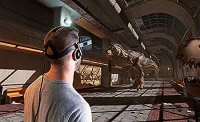 Amazon.com: Oculus Rift - Virtual Reality Headset: Pc