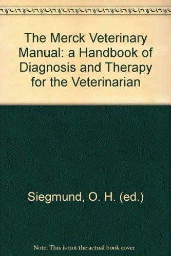 The Merck Veterinary Manual: Second Edition