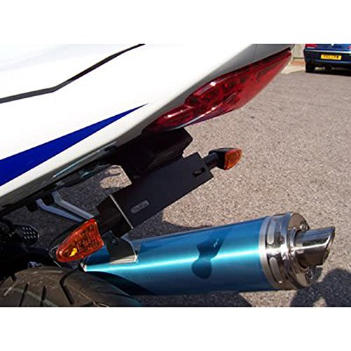 Ryde Long Stem Bulb Motorcycle Indicators Black