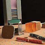 Sandpaper Dispenser for 2 inch x 2 inch Micro