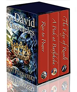 The David Chronicles: Boxed Set by [Poznansky, Uvi]