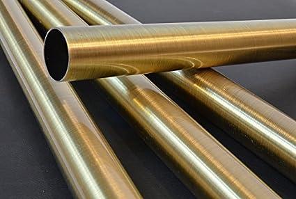 Tubo de acero inoxidable VA 33,7 x 2 mm 2 m de largo acero ...