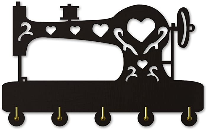 The Best Sewing Machine Wall Hanger Decor