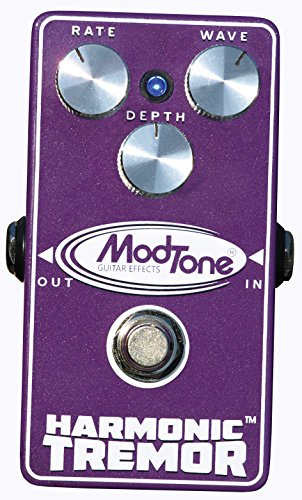 ModTone Guitar Effects MT-TR Vintage Tremolo Pedal