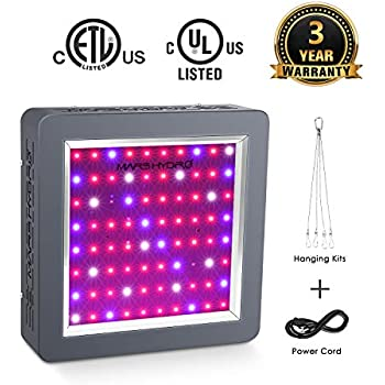 Amazon Com Mars Hydro Marsii 400w Led Grow Light Full