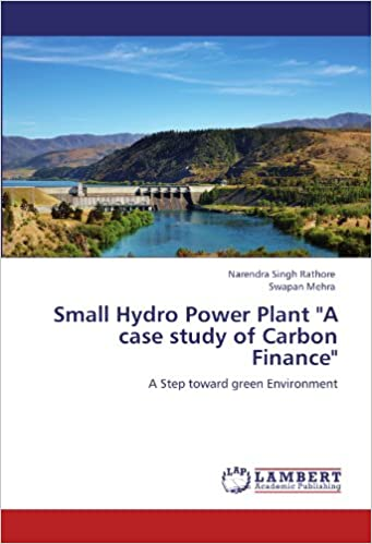 Book hydro power plant