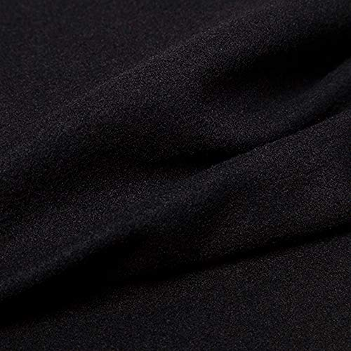 Hiver Décontracté Longues Bouton Noir Col Chemisier À Manches Brushed Automne Malloom Hommes V Chemise 6qApxIwB