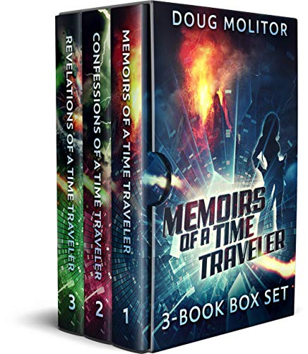 Memoirs of a Time Traveler - Boxed Set: Time Amazon Series: Volumes 1-3