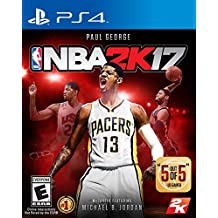 NBA 2K17 - PlayStation 4 Early Tip Off Edition