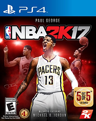 NBA 2K17 Standard Edition – PlayStation 4