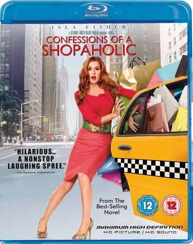 Confessions Of A Shopaholic (Blu-Ray) (Import Movie) (European Format - Zone B2) Kristin Scott T...