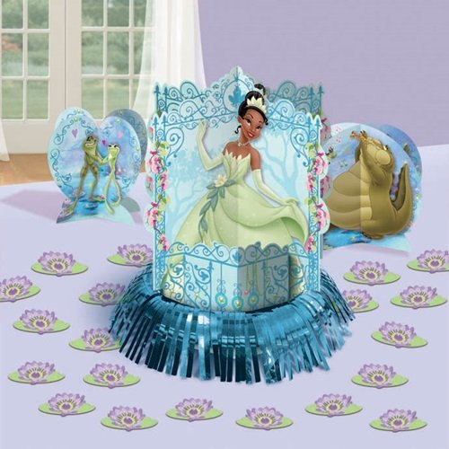 Princess and the Frog Centerpiece Kit (1ct)