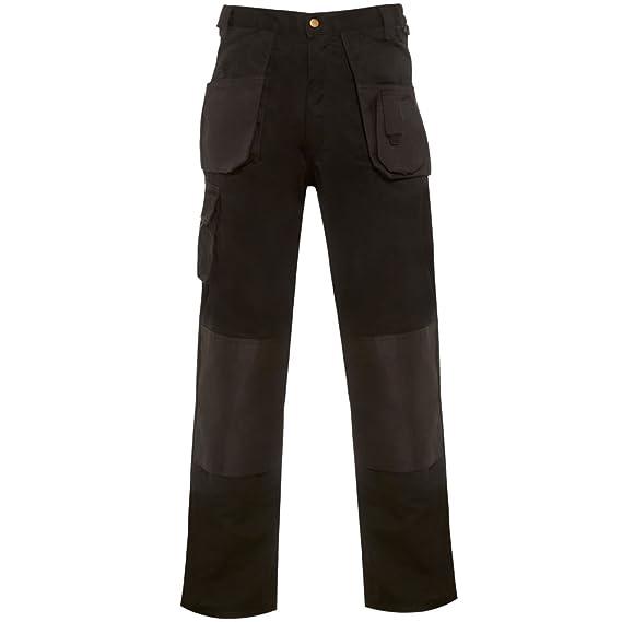 30 Inch Blackrock Mens Workman Long Trouser Black