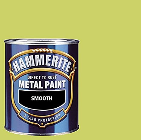 Hammerite - Smooth Direct to Rust - 750ML - Misty Lake