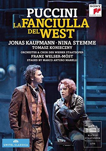 : Puccini: La Fanciulla del West