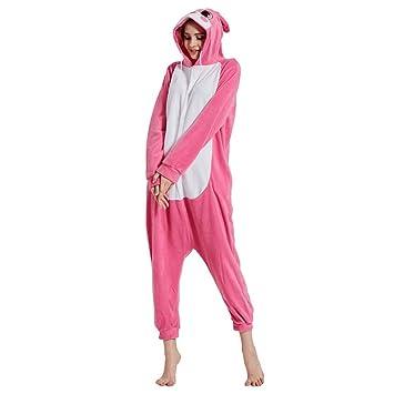 WANGLXPA Pijama Suave para Disfraz de Animal Cosplay, Pijama de ...