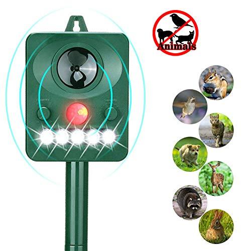 LANSONTECH Solar Animal Repeller