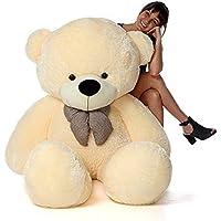 Shiddhi Toys 3 Feet Veige Teddy Bear
