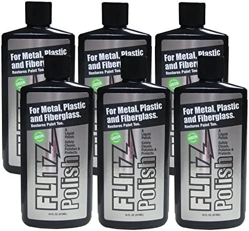 Flitz LQ 04506 6A Plastic Fiberglass