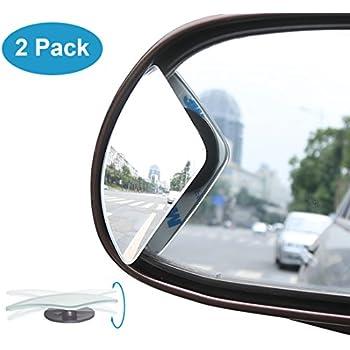 Amazon Com Clear Zone Blind Spot Mirror Set Of 2 W