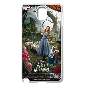 Alice in Wonderlan for Samsung Galaxy noet 3 i9000 Phone Case AFH395479
