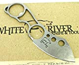 White River Knife & Tool Knucklehead Knife CPM S30V Steel WRKNU Review