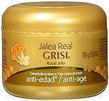 Jalea Real Grisi Royal Jelly - Crema Facial con Elastina, 110 g