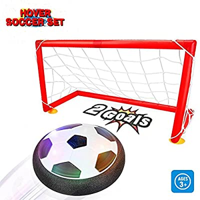 Kids Toys - Hover Soccer Ball, Toy for Boys / Girls Age of 3-16 Year Old, Top Indoor / Outdoor Children Sports Games Gifts