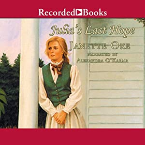 Julia's Last Hope Audiobook