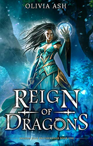 Reign of Dragons: a dragon fantasy reverse