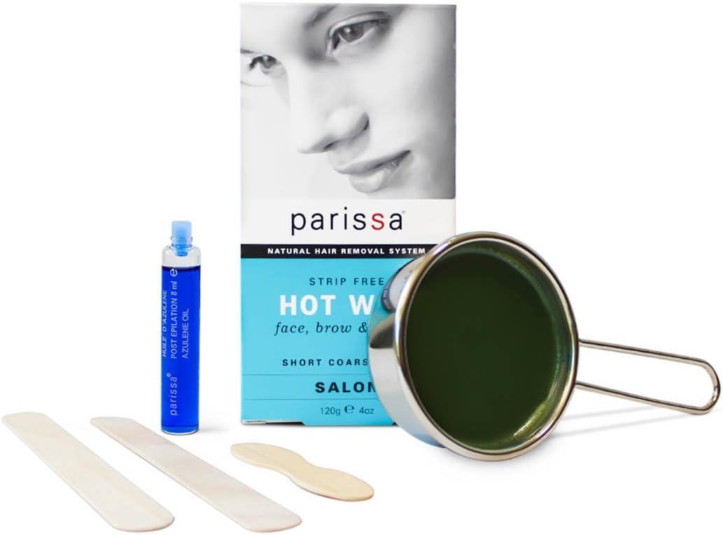 Parissa - Cera caliente sin bandas (120 gramos)
