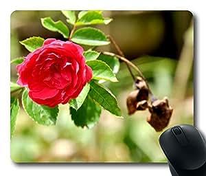 Rose 57 Mouse Pad Desktop Laptop Mousepads Comfortable Office Mouse Pad Mat Cute Gaming Mouse Pad