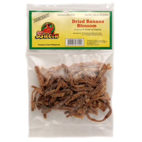 Lucia Dried Banana Blossom
