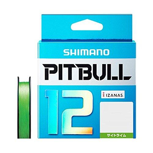 シマノ(SHIMANO) PEライン ピットブル 12本編み 200m PL-M52Rの商品画像