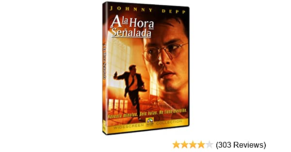 Amazon.com: A La Hora Señalada (Import Movie) (European Format - Zone 2) (2002) Johnny Depp; Christopher Walken; Charle: Movies & TV