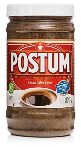 Postum Natural Coffee Flavor Instant Warm Beverage 8 Oz., Pack of 1 (Best Coffee Substitute Uk)