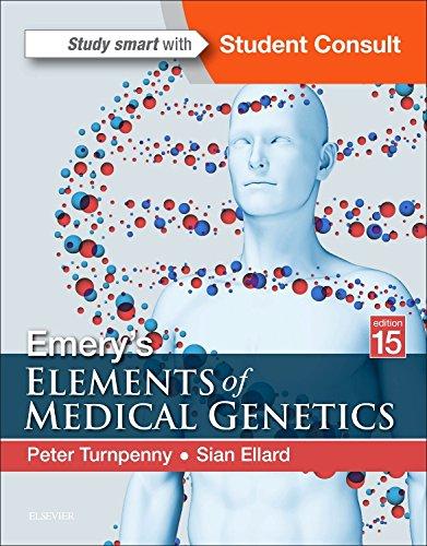 702066850 - Emery's Elements of Medical Genetics, 15e