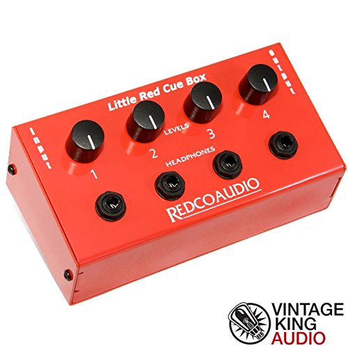 (Redco Little Red Cue Box)