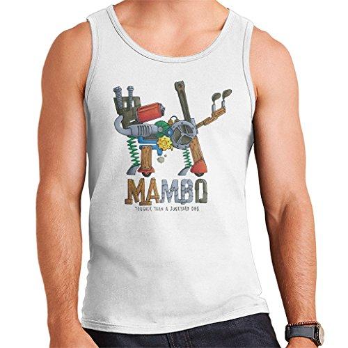 Official Mambo Mambo Junk Yard Dog Men's Vest -