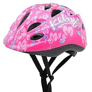 BeBeFun-Pink-Girl-Toddler-and-Kids-Multi-Sport-Bike-super-lightweight-Helmet