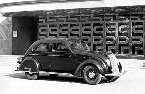Amazon 1935 Volvo Pv36 Carioca Sedan Factory Photo