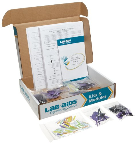 Lab-Aids DNA, RNA Protein Synthesis Modeling Kit - Labs Dna