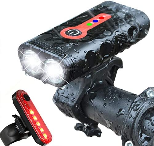 BurningSun Rotatable Waterproof Rechargeable Flashlight