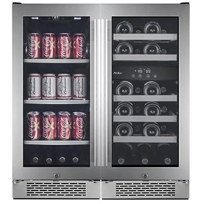Avallon AWBV2386 Built-In 30 Inch Wide 23 Bottle 86 Can Capacity Beverage Center