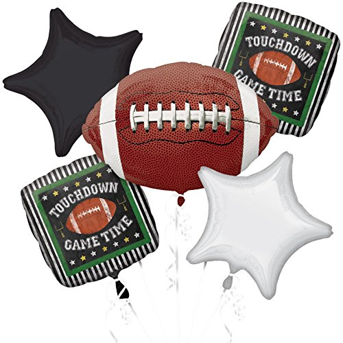 Game Time Football Touchdown Bouquet Of